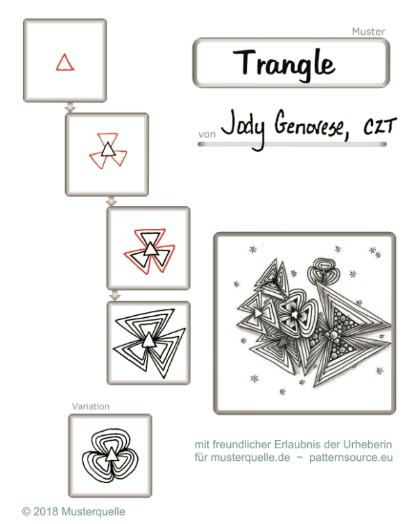 Trangle Jody Genovese
